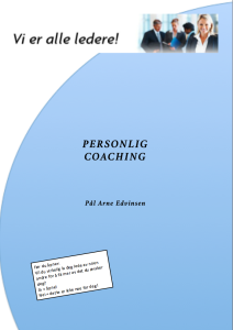personligcoachinghefte